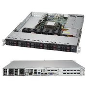 Серверная платформа SuperMicro SYS-1019P-WTR 10G 2P 2x500W