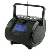 Аудиомагнитола Hyundai H-PAS180 черный