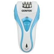 Эпилятор Centek CT-2191 (синий+белый)