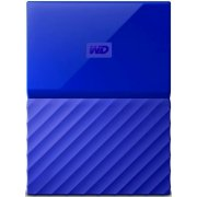 "Внешний HDD Western Digital My Passport, синий (WDBLHR0020BBL-EEUE) 2,5"" 2.0TB USB3.0"