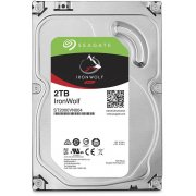 "HDD Seagate IronWolf (ST2000VN004) 3.5"" 2.0TB 5900rpm Sata3 64MB 24/7, для NAS"