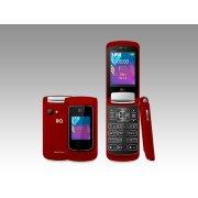 Мобильный телефон BQ BQM-2433 Dream красный