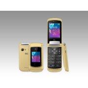 Мобильный телефон BQ BQM-2433 Dream золотой