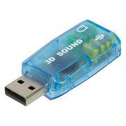 Звуковая карта USB TRUA3D (C-Media CM108) 2.0 Ret