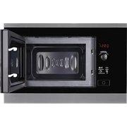 Микроволновая печь Weissgauff HMT-207 черный/серебристый