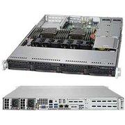 "Платформа Supermicro Server SYS-6019P-WTR (X11DDW-L, CSE-815TQC-R706WB2) (LGA3647 DUAL Intel Xeon SP,C621,SVGA,SATA RAID,4x3.5"" HotSwap,2xGbLAN"