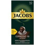 Кофе молотый Jacobs Monarch Espresso 10 Intenso Nespresso 52г (8052286)