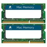 ОЗУ DDR3 2x4Gb 1333MHz Corsair CMSA8GX3M2A1333C9 RTL PC3-10600 CL9 SO-DIMM 204-pin 1.5В
