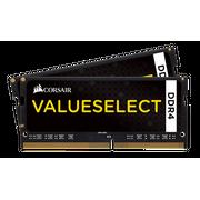 ОЗУ DDR4 2x4Gb 2133MHz Corsair CMSO8GX4M2A2133C15 RTL PC4-17000 CL15 SO-DIMM 260-pin 1.2В