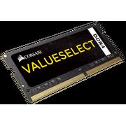 ОЗУ DDR4 4Gb 2133MHz Corsair CMSO4GX4M1A2133C15 RTL PC4-17000 CL15 SO-DIMM 260-pin 1.2В