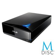 Привод Blu-Ray RE Asus BW-12D1S-U/BLK/G/AS черный USB внешний RTL