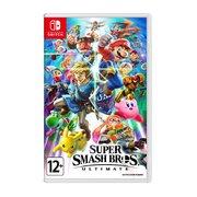 Игра Nintendo Switch на картридже Super Smash Bros. Ultimate