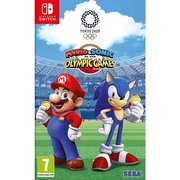 Игра Nintendo Switch на картридже Марио и Соник на Олимпийских играх 2020 в Токио