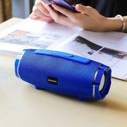 УЦ Портативная колонка Borofone BR3 Rich sound sports, blue (плохая упаковка)