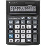 Калькулятор настольный Citizen SD-212/CMB1201BK черный