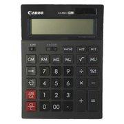 Калькулятор бухгалтерский Canon AS-888 II черный