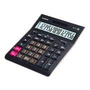 Калькулятор настольный Casio GR-16 черный