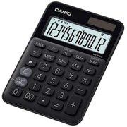 Калькулятор настольный Casio MS-20UC-BK-S-EC черный