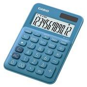 Калькулятор настольный Casio MS-20UC-BU-S-EC синий