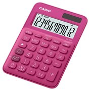 Калькулятор настольный Casio MS-20UC-RD-S-EC красный