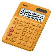 Калькулятор настольный Casio MS-20UC-RG-S-EC оранжевый