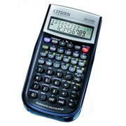 Калькулятор научный Citizen SR-270N черный