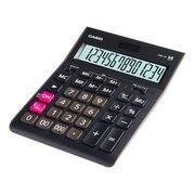 Калькулятор настольный Casio GR-14 черный