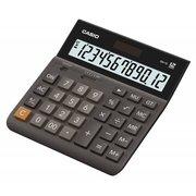Калькулятор настольный Casio DH-12 коричневый/черный