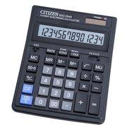 Калькулятор бухгалтерский Citizen SDC-554 S черный