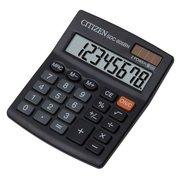 Калькулятор бухгалтерский Citizen SDC-805BN черный