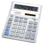 Калькулятор бухгалтерский Citizen SDC-888XWH белый