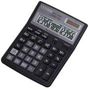 Калькулятор бухгалтерский Citizen SDC-395 N черный