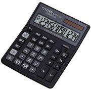 Калькулятор бухгалтерский Citizen SDC-414 N черный