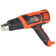 Технический фен Patriot HG 205 черный/оранжевый