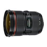 Объектив Canon EF IS USM (6313B005) 24-70мм f/4L черный