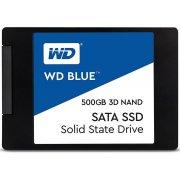 """SSD WD Original Sata3 500Gb WDS500G2B0A Blue 2.5"""""""