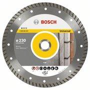 Алмазный диск универсальный Bosch Standard for Universal Turbo (2608602397)