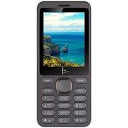Мобильный телефон F+ S286 Dark Grey