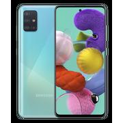 Смартфон Samsung Galaxy A51 2020 64Gb Blue (SM-A515FZBMSER)
