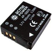 Аккумулятор для компактных камер и видеокамер AcmePower AP-S007E для Panasonic DMC-TZ1/TZ2/TZ3/TZ4/TZ5/TZ50