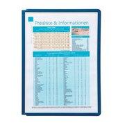 Демонстрационная панель для демонстрационных систем Durable Sherpa 5606-07 темно-синий