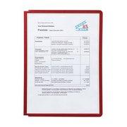 Демонстрационная панель для демонстрационных систем Durable Sherpa 5606-03 красный