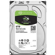 HHD Seagate Original Sata3 6Tb ST6000DM003 Barracuda (5400rpm) 256Mb 3.5""