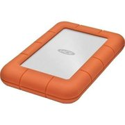 "Внешний HDD Lacie Original USB 3.0 4Tb LAC9000633 Rugged Mini 2.5"" оранжевый"