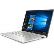 "УЦ Ноутбук HP Pavilion 14-ce3006ur i3 1005G1/4Gb/SSD128Gb/14""/IPS/FHD/W10/silver (8PJ93EA) (помята декоративная наклейка в видео полоски)"