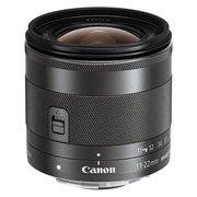 Объектив Canon EF-M IS STM (7568B005) 11-22мм f/4-5.6 черный