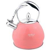 Чайник со свистком Zeidan Z-4231 персиковый