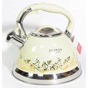Чайник Zeidan Z-4220 кремовый