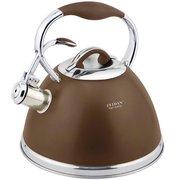 Чайник со свистком Zeidan Z-4285 коричневый