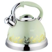 Чайник со свистком Zeidan Z-4249 мятный